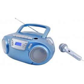 GIRA WIPSET 1-VOUD ALU 55 KNX