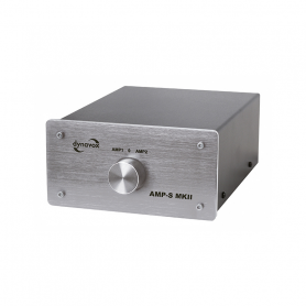 Audio Dynavox dynavox versterker / speaker switcher AMP-S MKII zilver